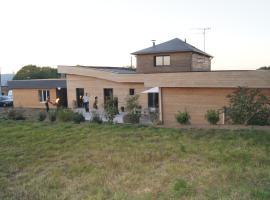 Maison en ossature bois, Plaintel