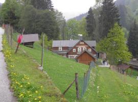 Lovecká chata, Velká Úpa
