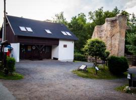Turisticka ubytovna Cakle, Ústí nad Orlicí