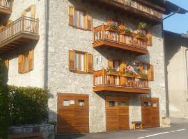 Casa Danoli, Canale San Bovo