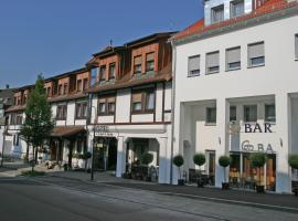 Hotel & Restaurant Goldener Pflug, Ludwigsburg