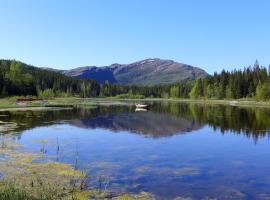 Velfjord Camping & Hytter, Velfjord