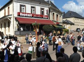Hotel Fortin, Anost