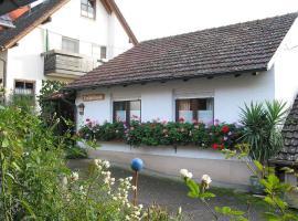 Ferienhaus Steinger am Blumengässle, Müllheim