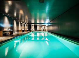 Saint James Albany Paris Hotel Spa, Париж