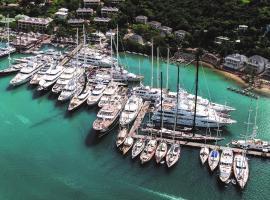Antigua Yacht Club Marina Resort, English Harbour Town