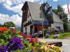 Hotel des Neiges, Les Deux Alpes