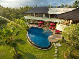 Villa Delmara at Balian Beach, Selemadeg