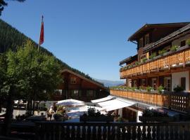 Hotel Ducan, Monstein