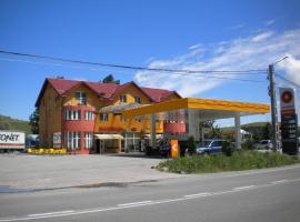 Motel Dalia, Gyalu