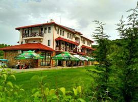 Family hotel Hefes, Haskovo
