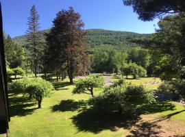 Slide Mountain Forest House, Oliverea