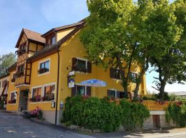 Gasthof zum Schwan, Steinsfeld