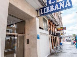 Hostal Liebana, Santander