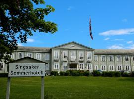 Singsaker Sommerhotell, Tronheima