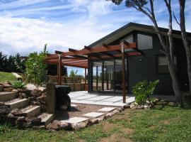 Te Whau Ridge Studio, Te Whau Bay