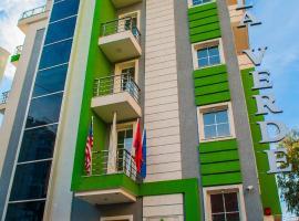 Hotel Boutique Vila Verde, Tirana