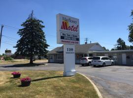 Mayflower Motel, Kitchener