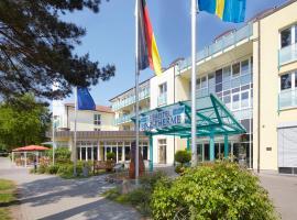 Seehotel BINZ-THERME Rügen, Binz