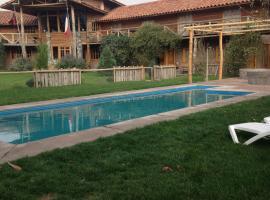 La Casa de Carlitos B&B, San José de Maipo