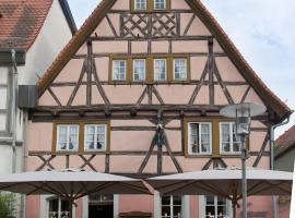 Hotel Haus Landgraf, Walldorf