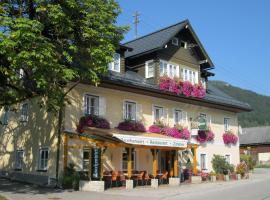 Gasthof Zauchenwirt, Bad Mitterndorf