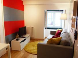 Contemporary Apartment in Chiado 1