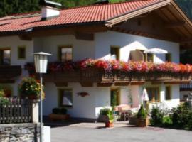 Panoramablick Ferienwohnung Schiestl, Mayrhofen