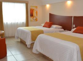 Hotel Magico Inn, Cuautla Morelos