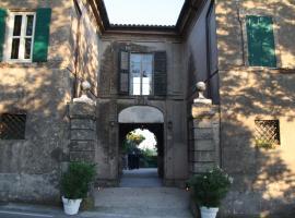 Villa Malacari, Offagna
