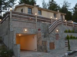 Villa Teloni, Kato Platres