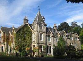 The Wellwood Guest House, Pitlochry