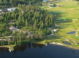 Lomakeskus Revontuli Cottages, Hankasalmi