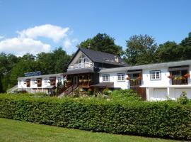 Citotel Hotel Restaurant Les Pins, Haguenau