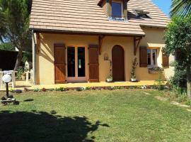 Holiday Home Villa Cocoon, Gourdon-en-quercy