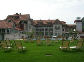 Gran Hotel Balneario De Puente Viesgo, Puente Viesgo