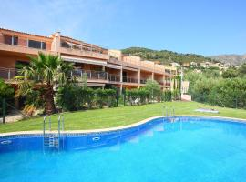 Apartment Sun Village II, Palau-Saverdera