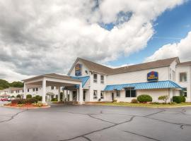 Best Western Storrs, Mansfield Center
