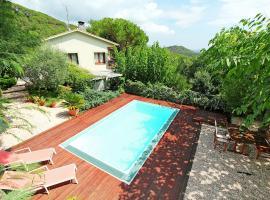 Villa Collsacreu, Arenys de Munt