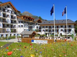 Apartment Vallorcine Mont-Blanc & Spa.3, Le Couteray