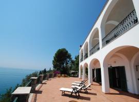Villa Cetara, Cetara