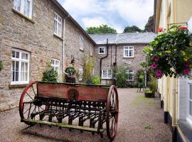 Ivy Cottage, Morebath