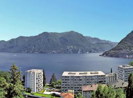 Apartment Majestic (Utoring).8, Lugano