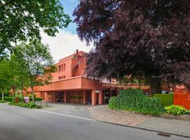 Hotel Du Parc, Baden