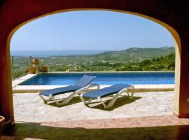 Holiday Home Alviento, Teulada