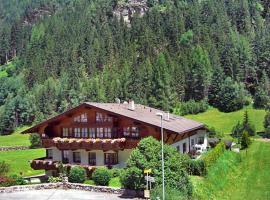 Apartment Alpengruss, Oberlehn
