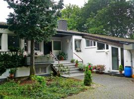 Apartment Waldeiche-Rheinblick, Holzfeld