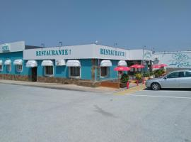Hotel Restaurante Las Camelias, Jarrio