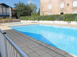 Apartment Les Hauts d'Orleguy, Bassussarry