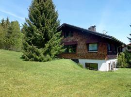 Holiday Home Grossmoos, Holzschlag